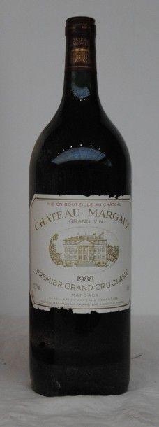 1 mag CHT MARGAUX EXC CB 1988 (ETIQ. LEG...