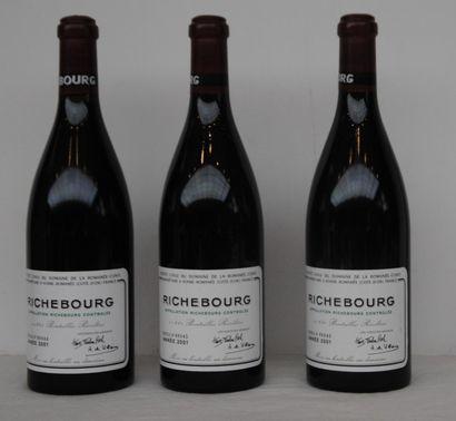 3 bout RICHEBOURG DRC 2001
