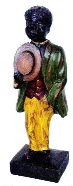 «Siffleur», sculpture anthropomorphe animée...