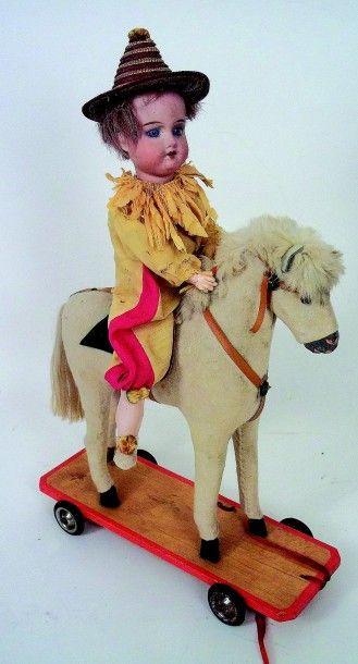 «Cavalier» bébé de fabrication allemande...