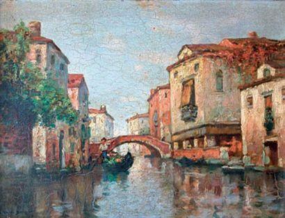Maurice BOMPARD (1857-1936)