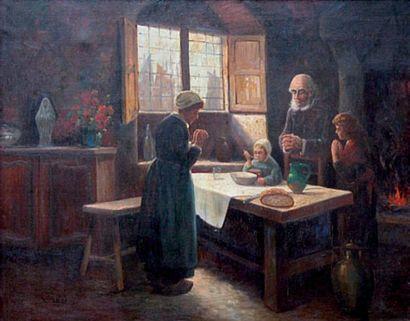 LEROUX, vers 1900