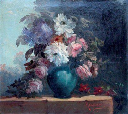 Émile-Alfred ROUSSEAUX (1831-1874)