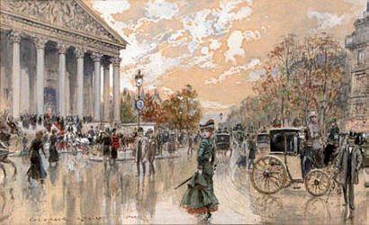 Georges STEIN (1870-?)