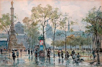 René LEVERD (1872-1938)