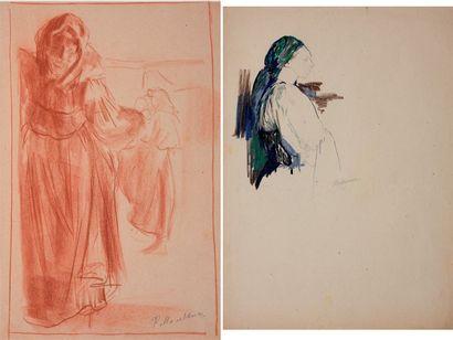 Philippe  MALIAVINE  (1869-1940),