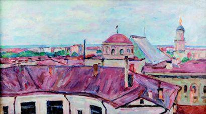 Petr  LVOV  (1882-1944)