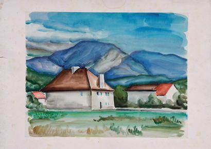 Serge  FOTINSKY  (1887-1971)