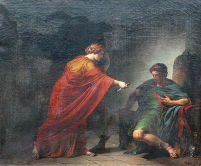 François-André VINCENT (Paris 1746 - id. ; 1816)