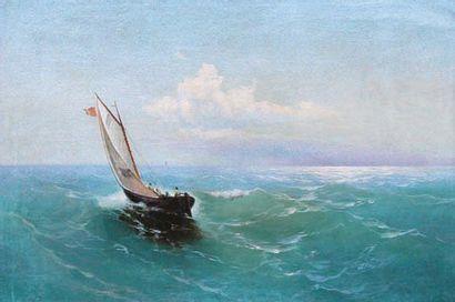 ÉCOLE ÉTRANGÈRE, fin du XIXe siècle