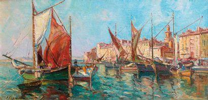 Georges LAPCHINE (1885-1950)