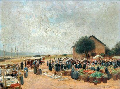 Paul-Albert GIRARD (1839-1920)
