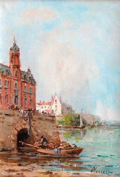 Gustave MASCART (1834-1914)