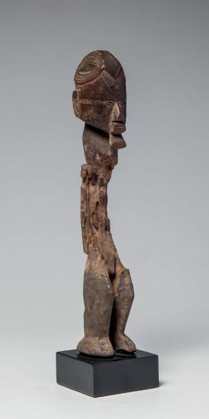 TEKE, République du Congo. Statuette à fonction...