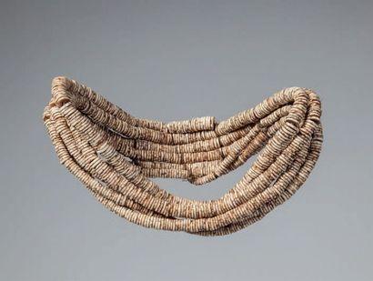 TURKANA, Nord Kenya. Très ancien collier...