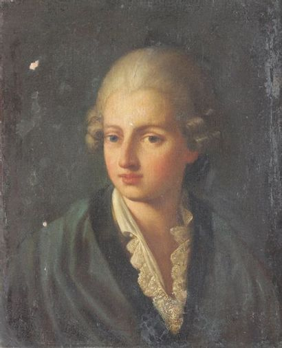 ECOLE ANGLAISE, Seconde Moitié du XVIIIe...
