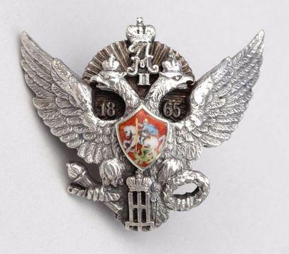 Insigne de l'école des Officiers de cavalerie...