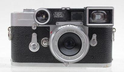 LEICA, LEITZ. Boitier Leica M3 (1961) n°1041407,...