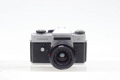 LEICA, LEITZ. Boitier Leicaflex (SL) (1972)...
