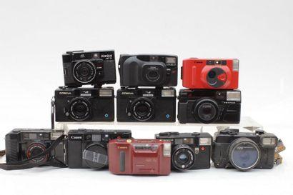COMPACT, ensemble de vingt appareils de diverses...
