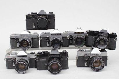 DIVERS, ensemble de huit appareils divers...
