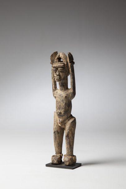 LOBI/BIRIFOR, Burkina Faso  Cette statuette...
