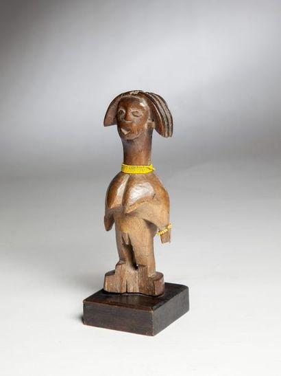 EWE, Togo  Statuette jumelle