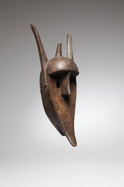 BAMBARA, Mali  Masque antilope aux grandes...