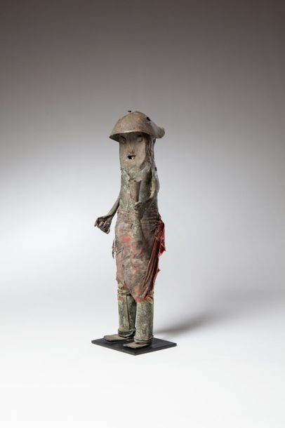 FON ou EWE Bénin/Togo  Etrange sculpture...