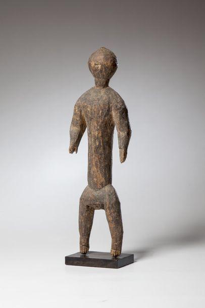 GARRA/ANGAS, Nigéria  Statue en bois mi-lourd...