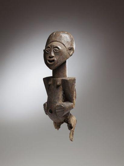 SONGE, République Démocratique du Congo  Statue...