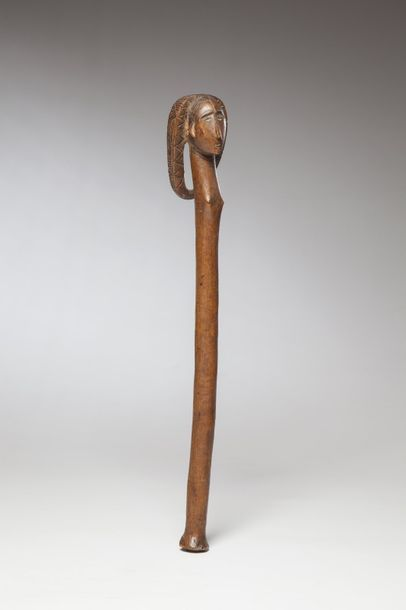 OVINBUNDU, Angola Joli sceptre représentant...