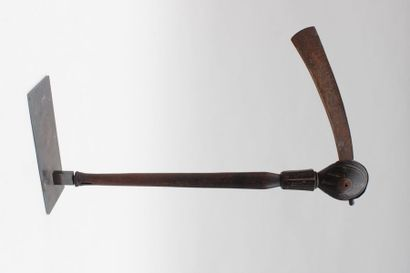 MALINKE, Guinée Récade Haut.: 44.5 cm