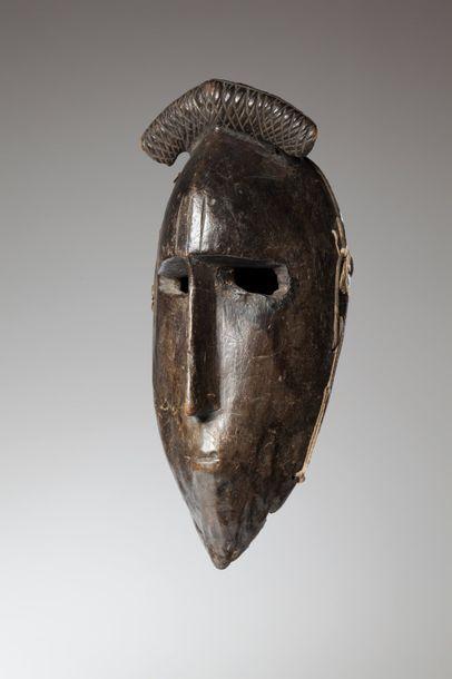 BAMBARA/MARKA, Mali  Masque à cornes au visage...