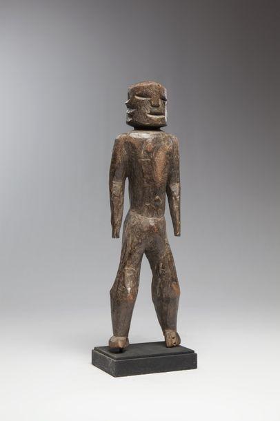 MADA/ANGAS, Nigéria  Puissante statue masculine...