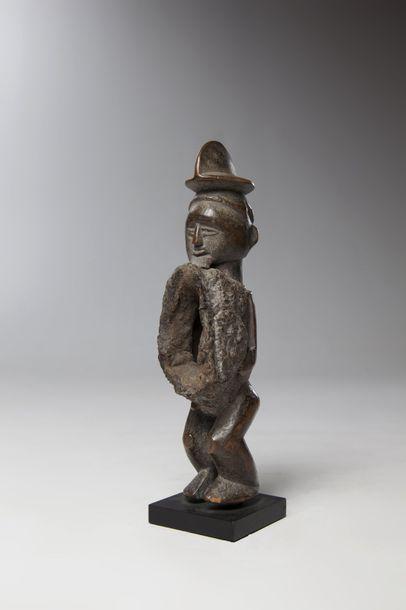TEKE, République Démocratique du Congo  Statue...