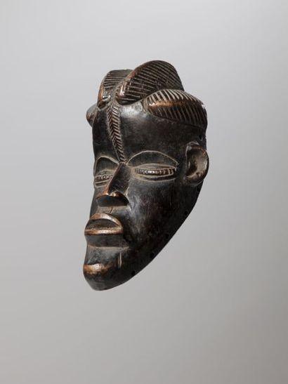 DAN/BASSA, Libéria/Côte d'Ivoire  Masque...