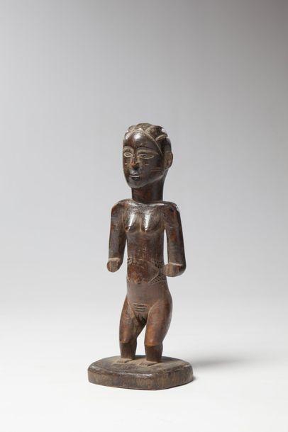 TABWA, République Démocratique du Congo  Statuette...