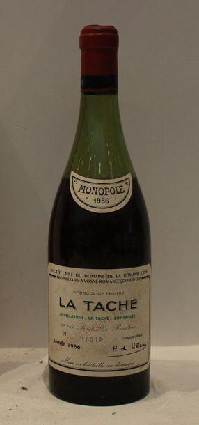 1 bout LA TACHE 1966 (7 cm)