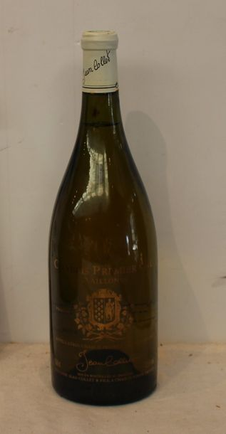 1 MAG CHABLIS VAILLONS JEAN COLLET 1997