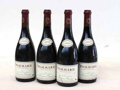 4 BOUT POMMARD MOISSENET BONNARD 1999