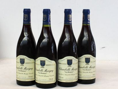 4 BOUT CHAMBOLLE MUSIGNY LES DRAZEYS CHRISTIAN...