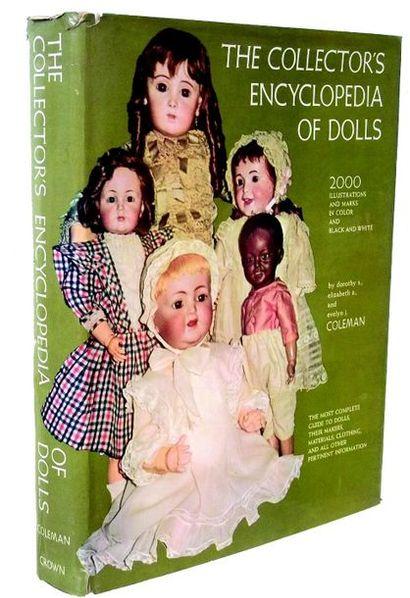 Encyclopédie de Dorothy COLEMAN (bon état)...