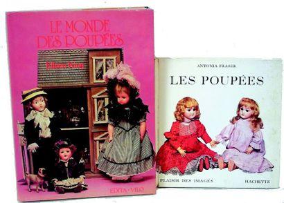 Deux ouvrages de Benjamin RABIER