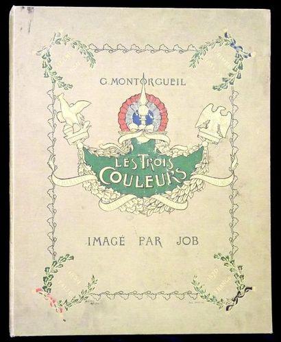 «Les Trois couleurs» ouvrage de G.MONTORGUEIL...
