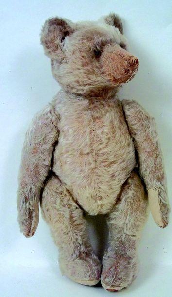 Beau Teddy-Bear en peluche de fabrication...