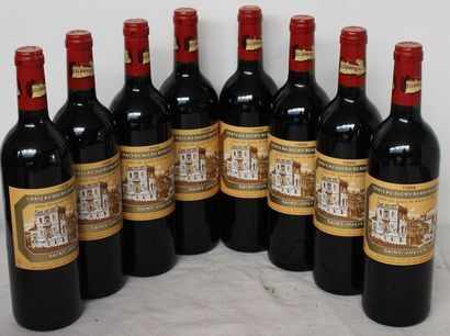 8 bout CHT DUCRU BEAUCAILLOU 1996