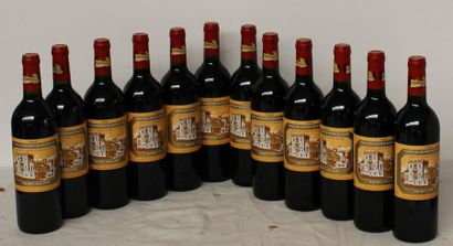 12 bout CHT DUCRU BEAUCAILLOU 1996