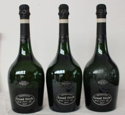 3 mag CHAMPAGNE GRAND SIECLE LAURENT PER...