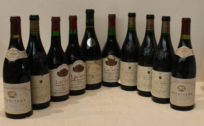 10 bout 2 HERMITAGE VIGNERONS REUNIS A TAIN...